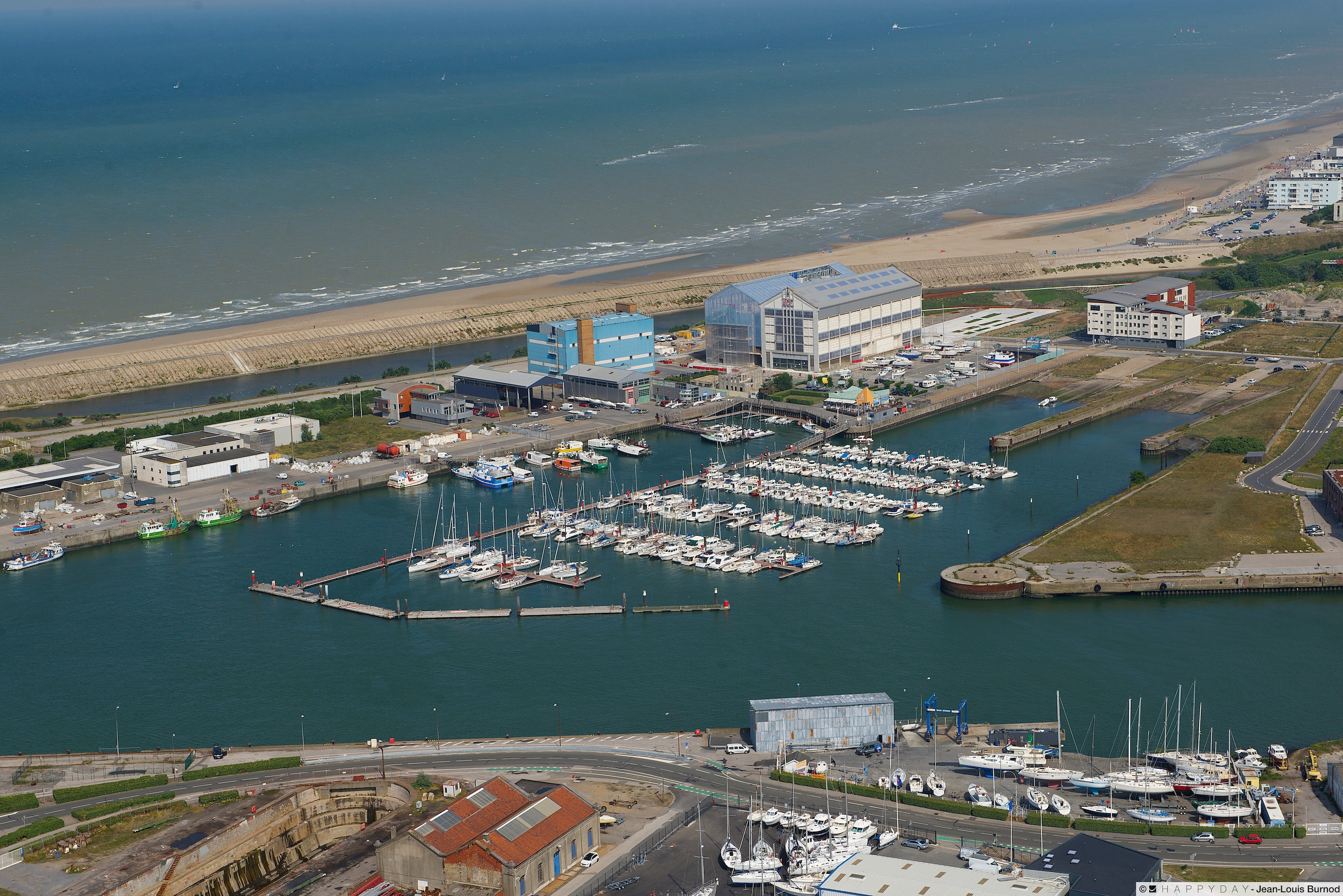 Dunkerque grand large marina transeurope marinas - Restaurant grand large dunkerque ...