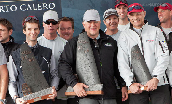RC44 - The Winners