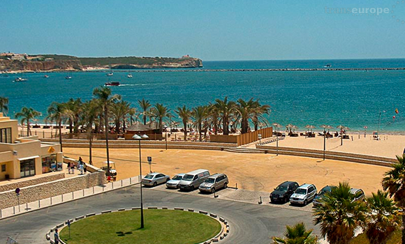 Surrounded By Some Of The Most Beautiful Beaches Of Europe Marina De