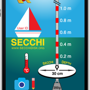 Secchi Disk Smart Phone App