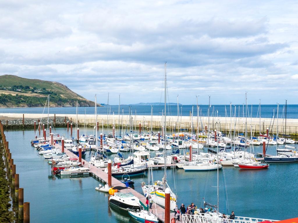 Greystones Harbour Marina