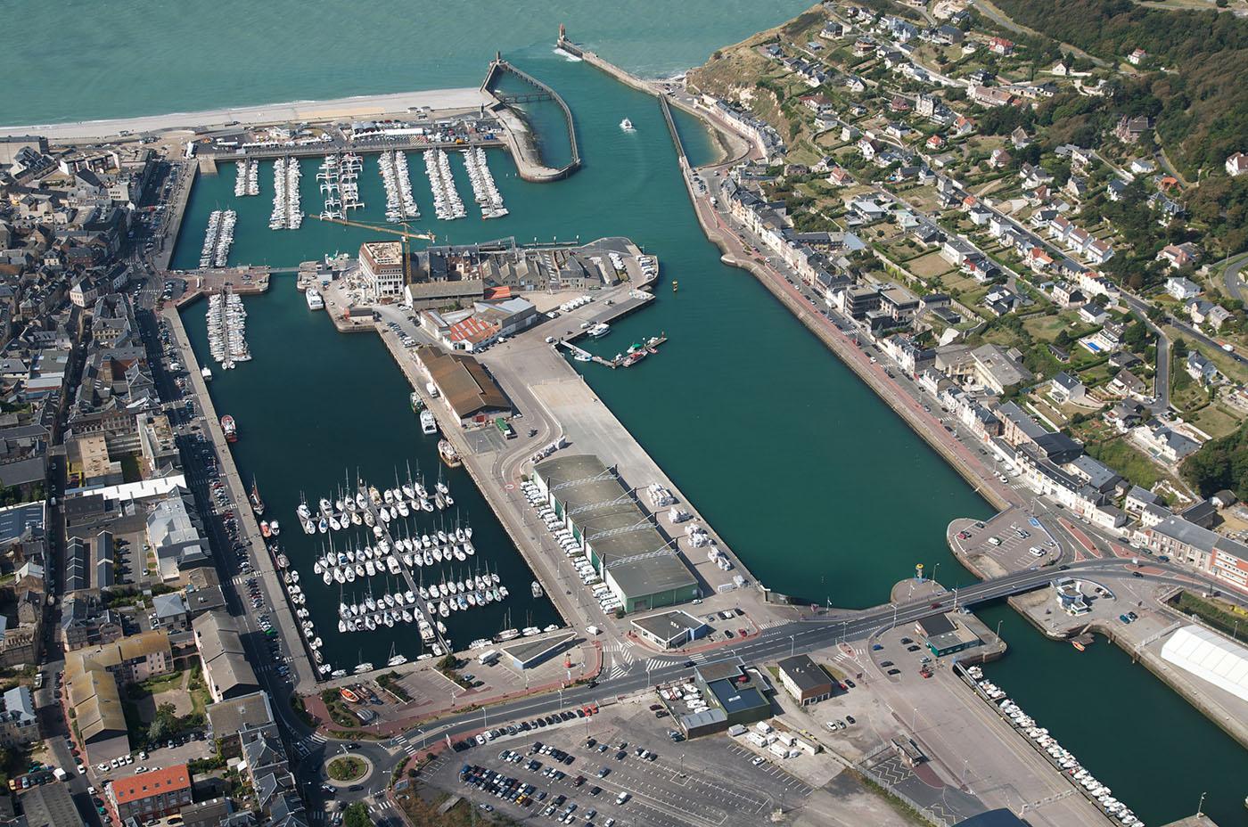Port de f camp transeurope marinas for Piscine de fecamp