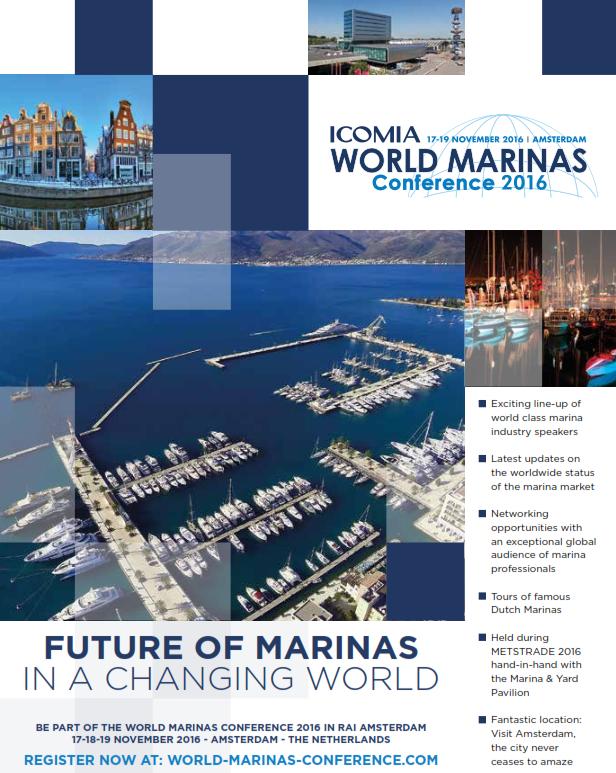 ICOMIA World Marinas Conference