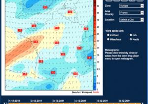 Pro, 10km High-Resolution Wind, France