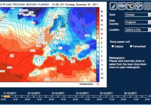 Pro, 10km High-Resolution Temperature, England