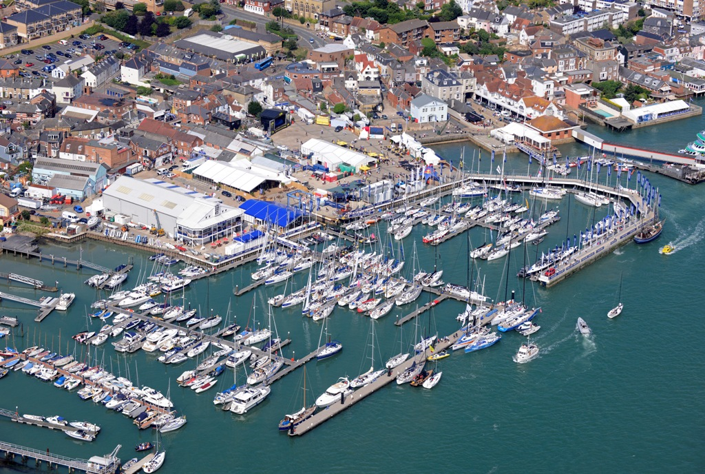Cowes Yacht Haven - TransEurope Marinas