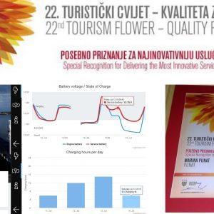 Marina Punat awarded tourism prize for innovation service