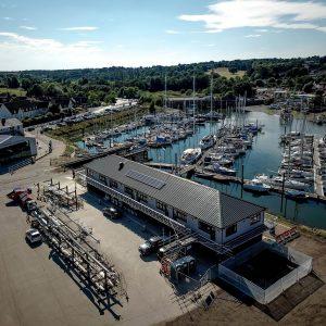 Fox's Marina & Boatyard