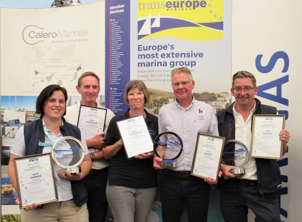 A full haul for TransEurope Marinas
