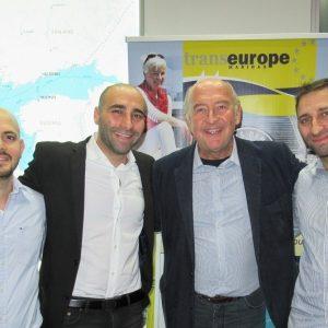 TransEurope Marinas partners with marina tech innovator Pick a Pier
