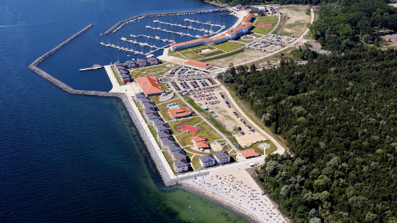 Boltenhagen Marina renews their 5 Blue star certification