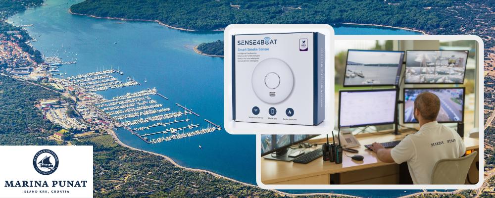Marina Punat advancing proactive boat care with smart sensors