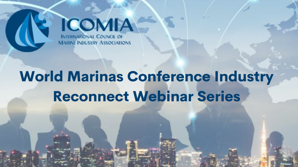 ICOMIA World Marina Conference Reconnect Webinars