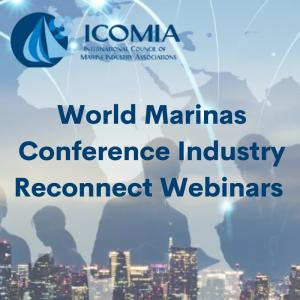 ICOMIA World Marinas Conference Reconnect Webinars